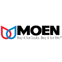 MOEN Buy it for looks. Buy it for life