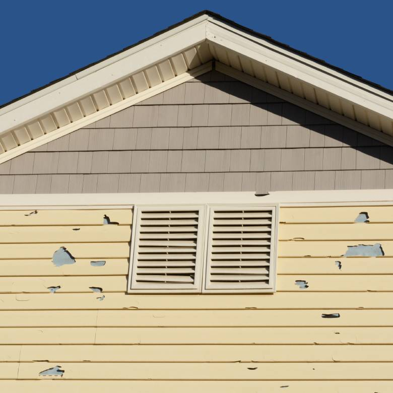 Siding Hail Damage (1)